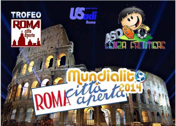 Sala Piccola Protomoteca : Roma città aperta mundialito 2014 acli roma