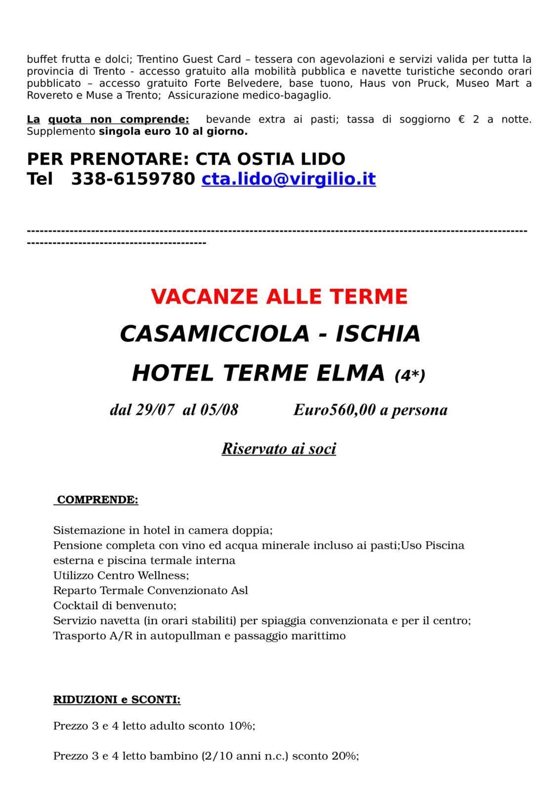 LAST MINUTE SITO ACLI PROV.LI-2 | ACLI Roma